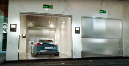The Bangkok Thonglor Parking System Project by G-Park