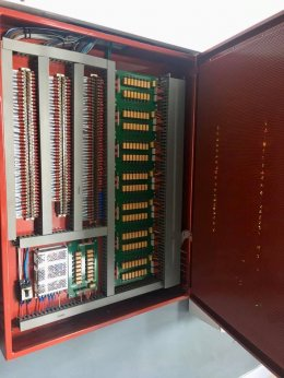 Graphic Annunciator - fire protection system