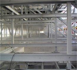 FRP Frame for Cooling tower โครงสร้างเสริมคูลลิ่งทาวเวอร์