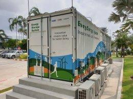 GPSC - PTTGC 1.5MWh Energy Storage System
