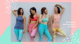 Healthylicious in Thai Cuisine Inspired Activewear for Summer 2020
