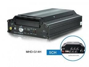 MDVR GPS Tracking รุ่น MHD-G14H