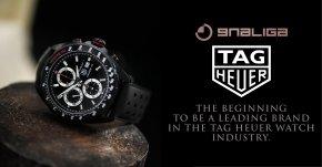 จุดเริ่มต้นสู่แบรนด์ชั้นนำในวงการนาฬิกา TAG Heuer