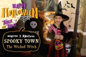 KidZania Spooky Town 2019 : The Wicked Witch