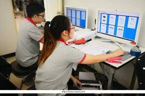 ทีม Data Staff เข้าปฏิบัติงานสแกนเอกสารด้านการเงิน สำนักงานเลขาธิการวุฒิสภา