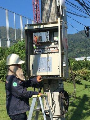 Feeder Remote Terminal Unit System