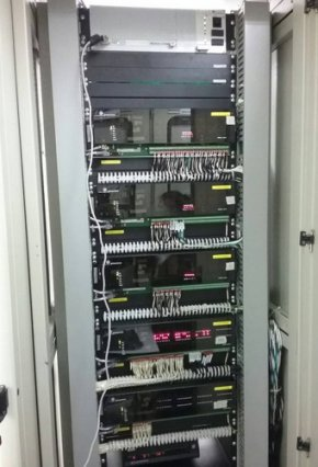 Remote Terminal Unit System