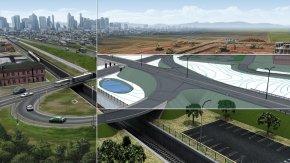 โซลูชั่น การออกแบบก่อสร้างวิศวกรรมโครงสร้างพื้นฐาน (Infrastructure) อย่างสมบูรณ์