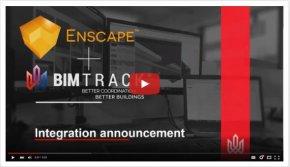 BIMtrack เชื่อมโยงกับโปรแกรม Enscape โปรแกรม Rendering