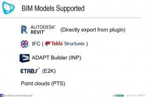 Visicon EP2 การนำ Model (*.IFC) เข้า VISICON