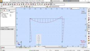 การวิเคราะห์โครงสร้างเหล็กโดยใช้โปรแกรม Autodesk Robot Structural Analysis Professional 2020 (ตอนที่ 3)