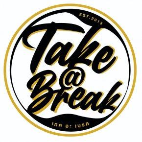 ขอขอบคุณร้าน Take @ Break  ที่ไว้วางใจ เครื่องทำน้ำแข็ง GenIce