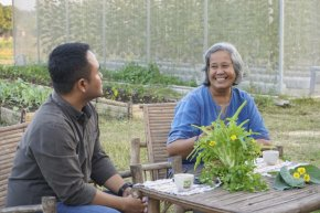 บทสัมภาษณ์ คุณพจนา สวนศรี ผู้บุกเบิกองค์ความรู้ด้านการท่องเที่ยวโดยชุมชน (ตอนที่ 1)