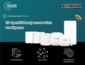 OpenWiFi Ready Access Points from Edgecore
