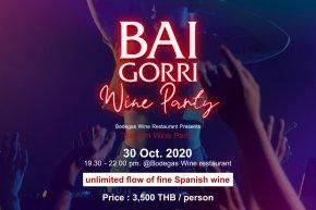 Baigorri Wine Party