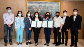 iColor จับมือ PHC ผนึกกำลังร่วมพัฒนาผลิตภัณฑ์ เครื่องสำอางจากกัญชา กัญชงยื่นจดแจ้งรายแรกของไทย