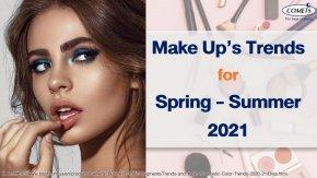 Make Up's Trends for Spring - Summer 2021