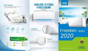 AUX Air Conditioner  Freedom Series