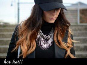 street fashion - Hot HATS! แฟชั่นหมวกสุดฮอต แนวสตรีทแฟชั่น