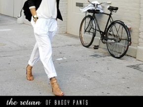street fashion - The Return of Baggy Pants - Jeans...Are you IN?