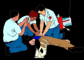 ขั้นตอนการเข้าช่วยเหลือผู้บาดเจ็บ ( Step of First Aid )