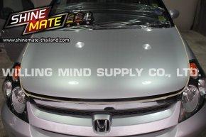 ขัดปรับสภาพสีรถ เคลือบแก้ว Honda Stream ปี 2011