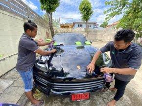 ดินน้ำมันล้างรถ ดินน้ำมันขัดสีรถ