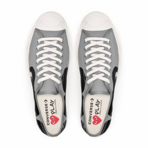 Converse x COMME des GARCONS PLAY Jack Purcell