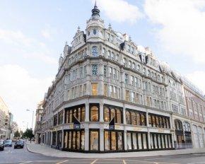 Burberry เปิดตัวแฟล็กชิปสโตร์แห่งใหม่ ณ ถนนสโลนหมายเลข 1 ใจกลางกรุงลอนดอน กับคอนเซ็ปหรูหรา ยิ่งใหญ่