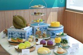 หอม หวาน นุ่มละมุนทุกคำ สัมผัสรสชาติของราชาผลไม้ ที่เวนตีซี ไทย ณ โรงแรมเซ็นทาราแกรนด์ฯ เซ็นทรัลเวิลด์