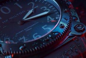 HAMILTON เปิดตัวนาฬิกา BeLOWZERO SPECIAL EDITION รุ่นใหม่ล่าสุด สำหรับ TENET ภาพยนตร์ SCI-FI