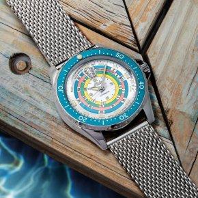 Mido เปิดตัวลิมิเต็ด เอดิชั่น การกลับมาของนาฬิกาดำน้ำรุ่นดังในอดีต Ocean Star Decompression Timer 1961