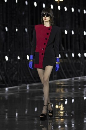Saint Laurent Women's Summer 22 by Anthony Vaccarello