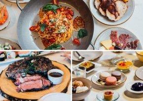 """""""อาหารกลางวันแบบอันลิมิเต็ด"""" ที่ห้องอาหารวัวล่า ในราคาเพียง 999++ บาท"""