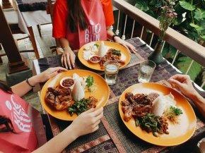 """""""กิโลรัน บาหลี 2018"""" สร้างประสบการณ์สุดพิเศษ ชวนตะลุยกินอาหารจานเด็ด""""นาซี โกเรง"""""""