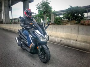 Test RIDE Forza 300