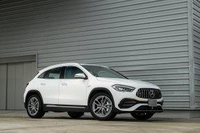 """เปิดตัว """"Mercedes-AMG GLA 35 4MATIC"""" เคาะราคา 3.19 ล้านบาท"""