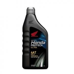น้ำมันเครื่องสังเคราะห์แท้ Honda Protech Ultra 4AT Fully Synthetic บุกตลาดรถพรีเมียม เอ.ที. สมรรถนะสูง