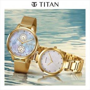 นาฬิกา Titan เปิดตัว Sparkle II สวยหวานสไตล์สาวไทย