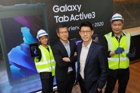 เปิดตัวซัมซุง Galaxy Tab Active3 ถึก ทน