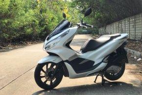 Honda PCX 2018 กับราคา 82,300 บาท