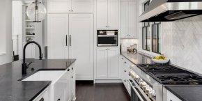 แบบห้องครัวหลากสไตล์ สวยลงตัวตามพื้นที่ใช้งาน