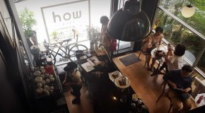 H.O.W. Cafe รับ Barista & Office Coordinator