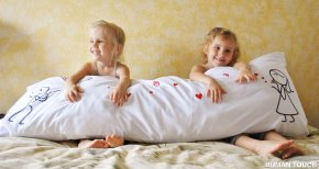 Build a Better Sleep Habit - Use a Body Pillow