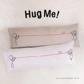 Hug it! Hug it to your heart's content!