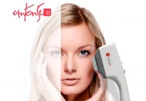Skin tightening with IR