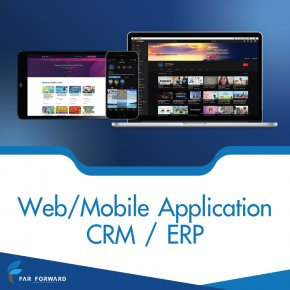 Web/Mobile Application CRM / ERP