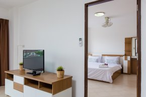 Two Bedroom with Living Room (79 Square Meters Space)