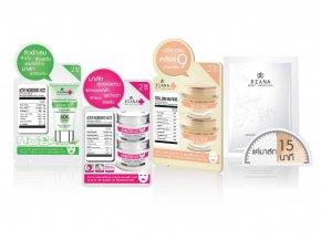 ผลิตภัณฑ์ครีมและมาส์กหน้า (Cream & Face Mask)