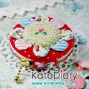 - งานผ้า - Petit Pancake Coin Purse